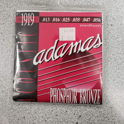 Adamas 1919 Acoustic Phosphor Bronze medium 13-56 for sale