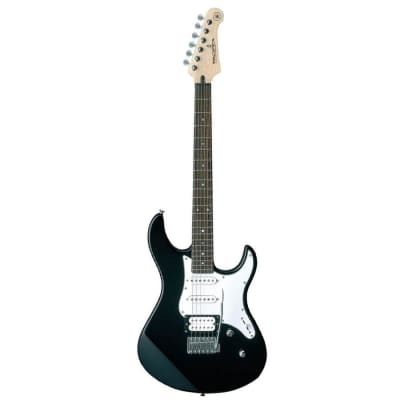 Yamaha Pacifica PAC112V Black Electric Guitar
