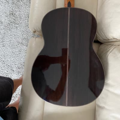 Fleta Classical Guitar  2006 Cedar / Indian Rose wood for sale