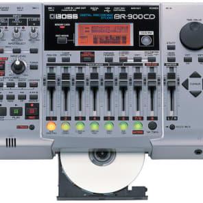 Boss BR-900CD Digital Recorder 2010