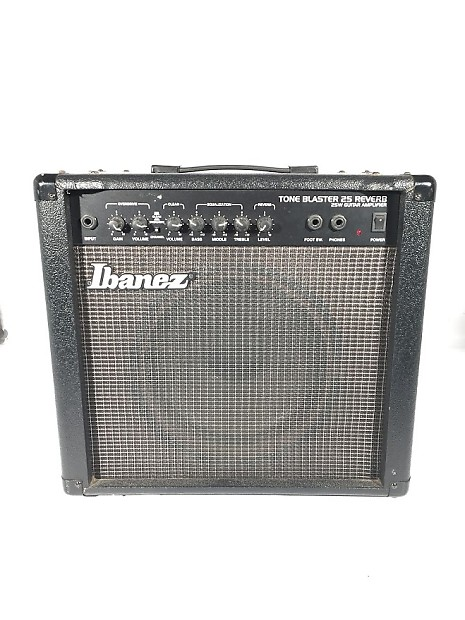 ibanez tb25r tone blaster guitar amplifier reverb. Black Bedroom Furniture Sets. Home Design Ideas