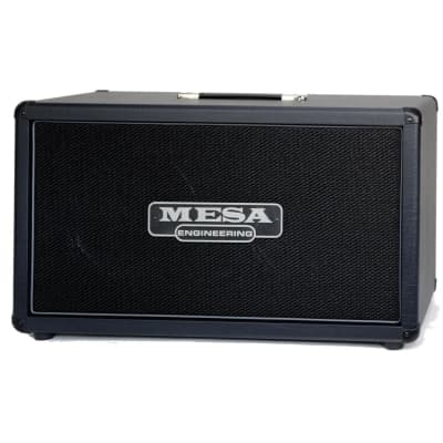 Mesa Boogie Rectifier Horizontal 2x12 E-Gitarrenbox for sale