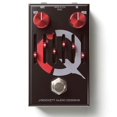 J. Rockett I.Q. Compressor, Black/Red
