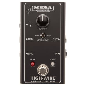 Mesa/Boogie High-Wire Dual Buffer & Boost for sale