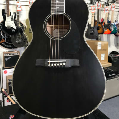 Paul Reed Smith PRS SE P20 Parlor Acoustic Guitar Charcoal Tonare NEW IN BOX Free Ship + PRS Bag