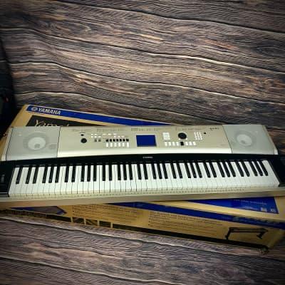 Yamaha  YPG-535 Grand Deluxe Keyboard Bundle
