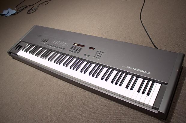 Kawai M8000 MIDI Controller | Northwest Gospel Church | Reverb
