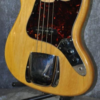 Maple  Jazz Bass