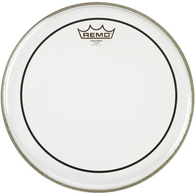 "Remo 10"" Clear Pinstripe PS-0310-00"
