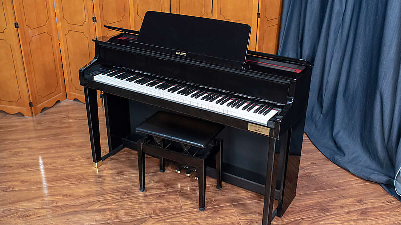 Casio Grand Hybrid: GP500 | Living Pianos - Used Piano Store