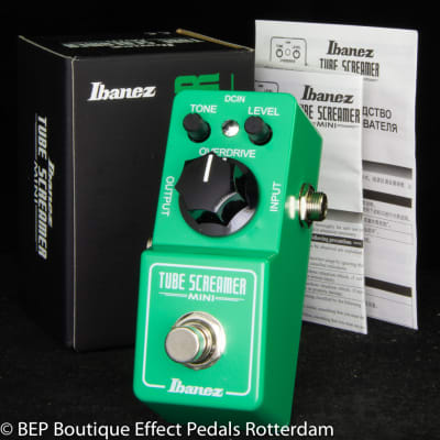 Ibanez Tube Screamer Mini made in Japan