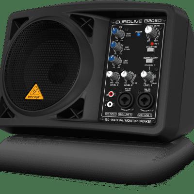 Behringer B205D PA/Monitor Speaker System 150-Watt Portable