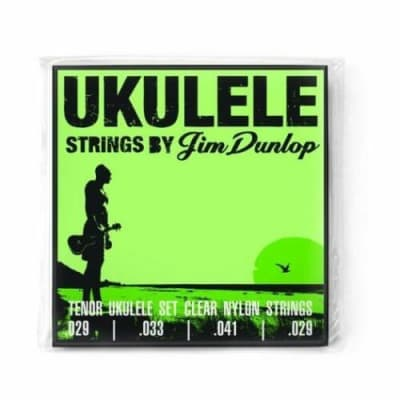Ukulele Strings by Jim Dunlop DUY303