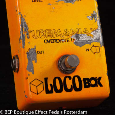 LocoBox Tubemaniax early 80's Japan