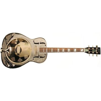 Ozark 3515BTE Thinline Biscuit Electro Resonator for sale
