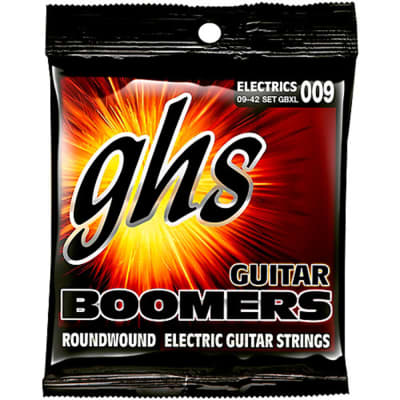 GHS GBXL BOOMERS EXTRA LIGHT
