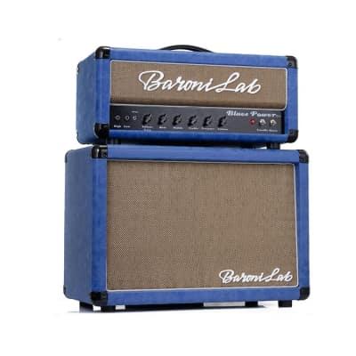 Baroni-Lab Blues Power 60/120w, 6L6, Pro Tube Amp
