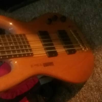 Hohner B Bass VI  Natural for sale