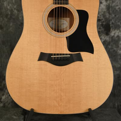 Taylor 110e Natural Spruce / Sapele Mahogany Dreadnought w ES Electronics & Deluxe Gigbag Included
