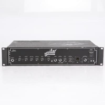 Aguilar AG500SC Bass Guitar Amplifier Head #40796