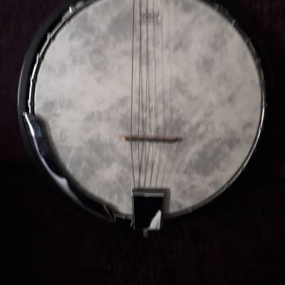 Barnes & Mullins Six string banjo 2017 Mahogany for sale
