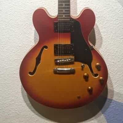 Antoria Rock Star 335. 1989 - Orange Rest for sale