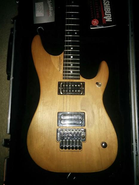 2007 washburn n4 nuno bettencourt guitar reverb for Garage n4 auto duppigheim