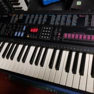 Vintage Casio CTK-630 1990's Keyboard w/Touch Response Pads, Pitch Bend & More Super Cool Features!