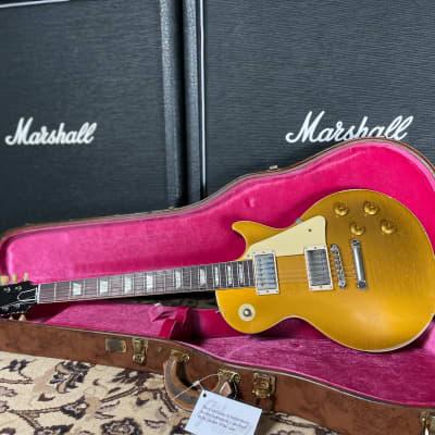 Gibson Custom Shop Murphy Lab '57 Les Paul Goldtop Reissue Heavy Aged