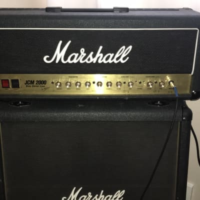 Marshall JCM 2000 DSL 100 Dual Super Lead 2-Channel 100-Watt Guitar Amp Head