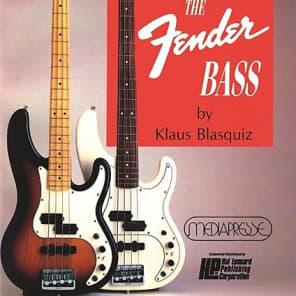 Fender The Fender Bass (book) 2016