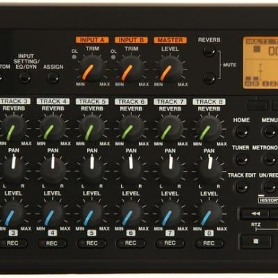 Tascam DP-008EX 8-track Digital Portastudio