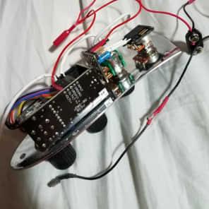 EMG BQCS-HZ Complete Control System for Bass w/ Stacked EQ Knob