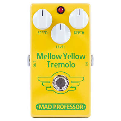 Mad Professor Mellow Yellow Trem for sale
