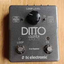 TC Electronic Ditto Looper X2 grey