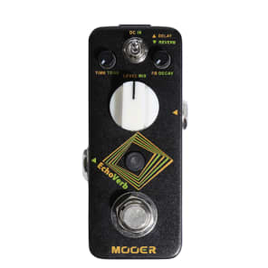 Mooer Echoverb Digital Delay/Reverb