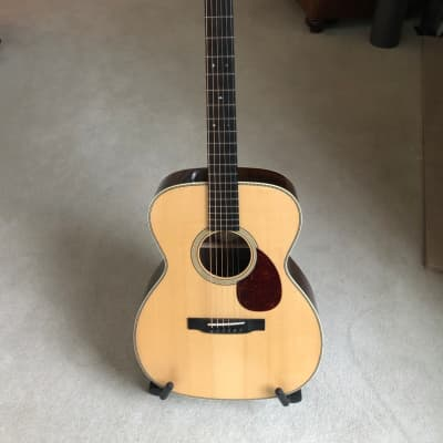 Collings OM2H-A (Adirondack Top) plus Adirondack braces