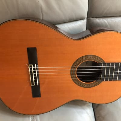 Excellent Made in Spain for Aria Classical Guitar. All Solid Woods. NOS. for sale