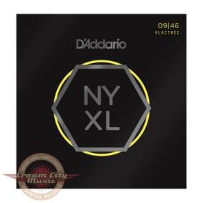 D'Addario NYXL0946 Super Light / Regular Gauge Electric Guitar Strings .09-.046