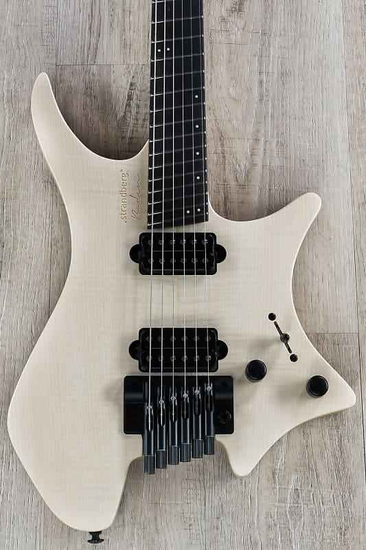 strandberg guitars boden prog 6 headless electric guitar reverb. Black Bedroom Furniture Sets. Home Design Ideas