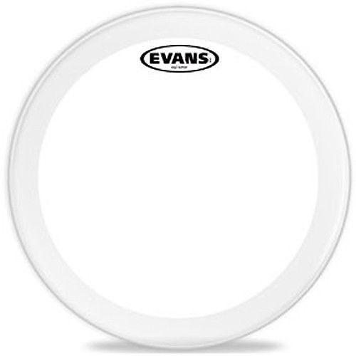evans 24 eq2 clear bass drum head bd24gb2 reverb. Black Bedroom Furniture Sets. Home Design Ideas