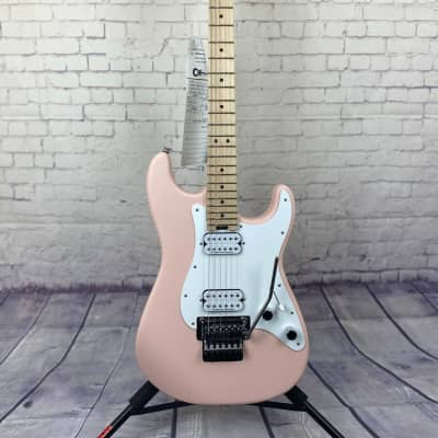 CHARVEL GUITARS PRO-MOD SO-CAL STYLE 1 HH FR | Satin Shell Pink for sale