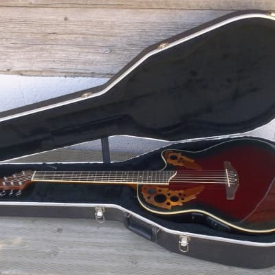 Applause AE 148 Redburst for sale