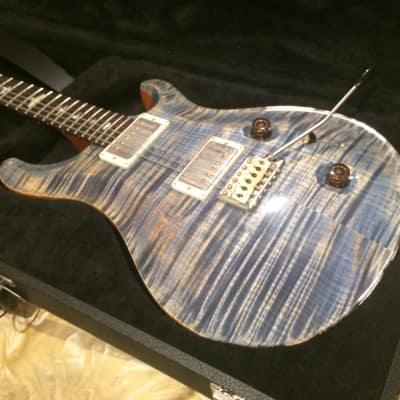 Paul Reed Smith Custom 22 Faded Blue Jean 10 top