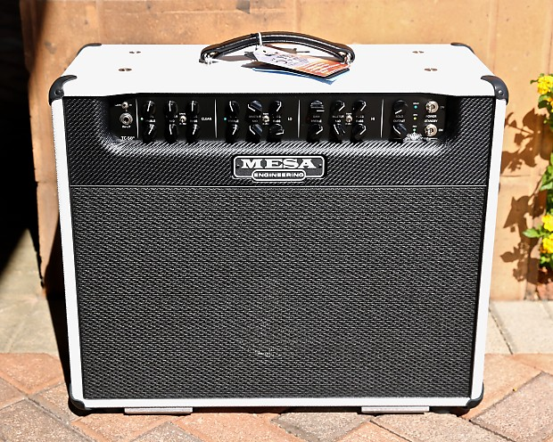 mesa boogie triple crown tc 50 1x12 tube guitar combo amp reverb. Black Bedroom Furniture Sets. Home Design Ideas