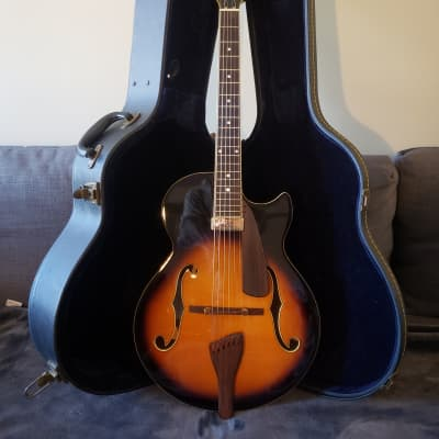 *RARE* Peerless Martin Taylor Virtuoso Hollow  Body Archtop OHSC for sale