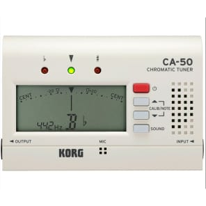 Korg CA-50 Chromatic Tuner
