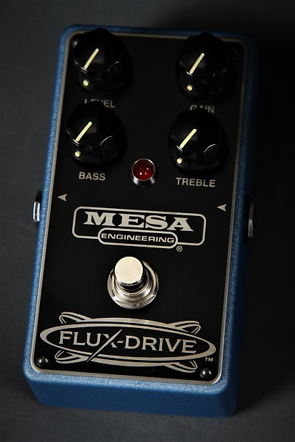 mesa boogie flux drive eddie 39 s guitars reverb. Black Bedroom Furniture Sets. Home Design Ideas