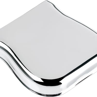 Fender 0992271100 Pure Vintage Telecaster Ashtray Bridge Cover, Chrome