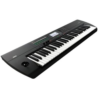 Korg i3 61-Key Music Workstation
